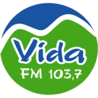 Logo of radio station Vida FM Arcos 103.7