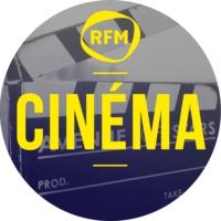 Logo of radio station RFM Cinéma