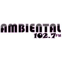 Logo of radio station Radio Ambiental 102.7