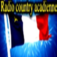 Logo of radio station Radio Country Acadienne