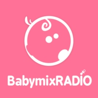 Logo of radio station Babymixradio