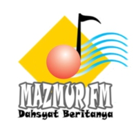 Logo of radio station Radio Mazmur FM