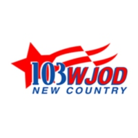 Logo of radio station 103.3 WJOD