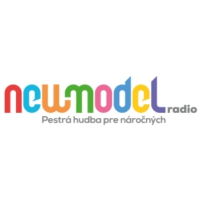 Logo of radio station New Model Radio