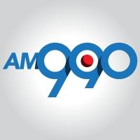 Logo of radio station AM 990