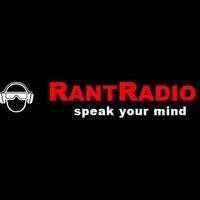 Logo of radio station Rant Radio Talk
