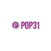 Logo de la radio Pop31