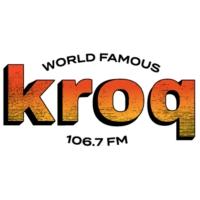 Logo de la radio 106.7 KROQ