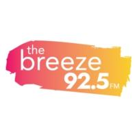 Logo de la radio KBEB 92.5 The Breeze