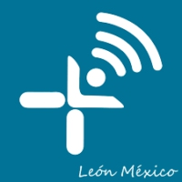 Logo of radio station Stereo Mass Leon