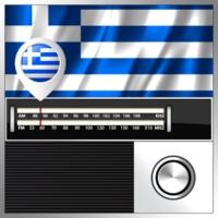 Logo de la radio GREEK WORLD RADIO
