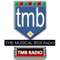 Logo of radio station The Musical Box Radio