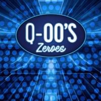 Logo of radio station Q-00's
