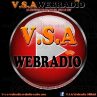 Logo of radio station V.S.A. WEBRADIO OFFICIEL