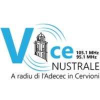 Logo of radio station Voce Nustrale