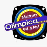 Logo of radio station Olímpica Stereo Murcia