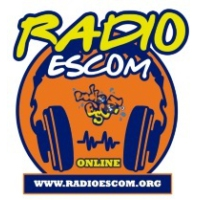 Logo of radio station RADIO ESCOM