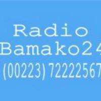 Logo of radio station Bamako 24