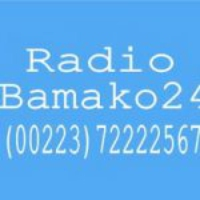 Logo of radio station Bamako 24