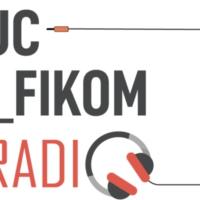 Logo of radio station UC_FIKOM Radio