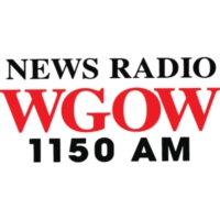 Logo of radio station WGOW-AM News Radio 1150