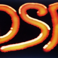 Logo of radio station DSR RADIO