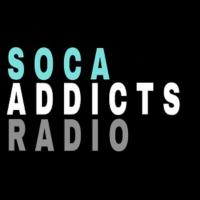 Logo of radio station Soca Addicts Radio