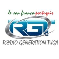 Logo of radio station Radio Génération Tuga