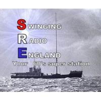 Logo of radio station Swinging Radio England.UK