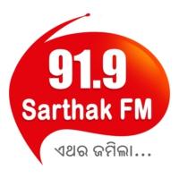 Logo of radio station Sarthak FM