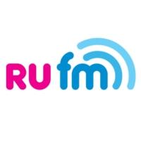 Logo of radio station RU FM