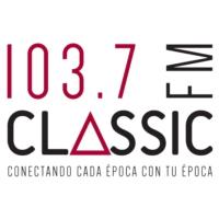 Logo of radio station XHHEM Classic 103.7 FM