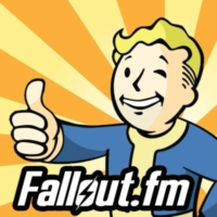 Logo de la radio Fallout.FM - Fallout 4 Diamond City Radio