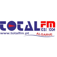 Logo of radio station Total FM