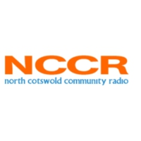 Logo of radio station NCCR Radio
