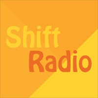 Logo de la radio Shift Radio