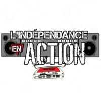 Logo de la radio L'indépendance En Action