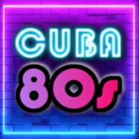 Logo de la radio Cuba80s