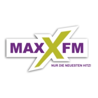 Logo of radio station MAXX FM