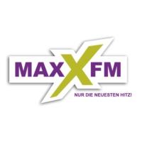 Logo of radio station MAXX FM