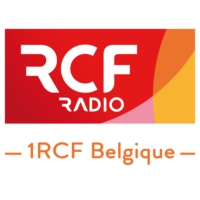 Logo of radio station RCF Belgique