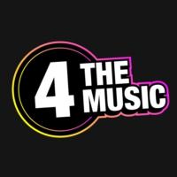 Logo of radio station 4 The Music