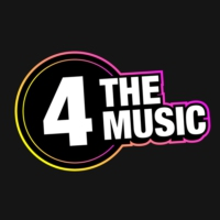 Logo of radio station 4 The Music