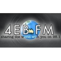 Logo de la radio 4EB FM