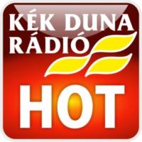 Logo de la radio KÉK DUNA - Hot