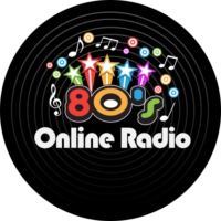 Logo de la radio 80s Online Radio