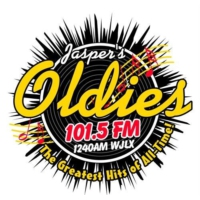 Logo of radio station WJLX Oldies 101.5 FM