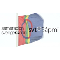 Logo de la radio Sveriges Radio Sápmi
