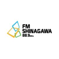 Logo of radio station FMしながわ