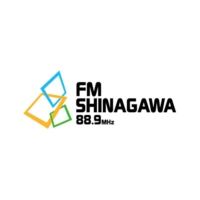 Logo of radio station FMしながわ